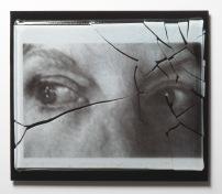 Fragmented, kilnformed glass, 2014